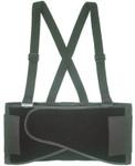 CLC Custom Leather Craft Elastic Back Support Belts, Large, Black Product Image
