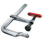BESSEY 2400S Series Bar Clamps, 12 in, 5 1/2 in Throat, 2,800 lb Load Cap Product Image