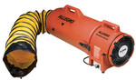 Allegro Plastic Com-Pax-Ial Blowers w/Canisters, 1/3 hp, 115 VAC, 25 ft. Ducting Product Image
