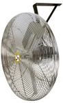 Airmaster Fan Company Commercial Non-Oscillating Air Circulator, Wall/Ceiling, 30 in, 1/4 hp, 3-Speed Product Image