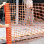 Anchor Products Safety Fences, 4 ft x 100 ft, Polyethelene, Orange Product Image