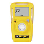 Honeywell BW Clip Single-Gas Detector, Hydrogen Sulfide, Surecell, 10-15 ppm Alarm Setting Product Image