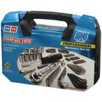 "Channellock 94 Pc. Mechanic's Tool Set, Chrome Vanadium, 3/16""-3/4"", 4mm-19mm, Metric/SAE Product Image"