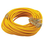 CCI Tri-Source Polar/Solar Multiple Outlet Cord, 100 ft, 3 Outlets Product Image