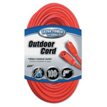 CCI Vinyl Extension Cord, 100 ft, 1 Outlet 172-02409 Product Image