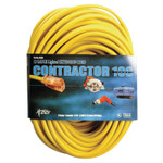 CCI Vinyl Extension Cord, 100 ft, 1 Outlet 172-02589-0002 Product Image