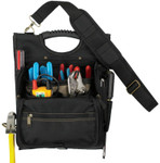 CLC Custom Leather Craft Electrician's Tool Pouches, 21 Compartment, Polyester Product Image