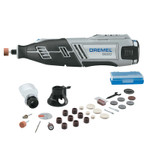 Bosch Tool Corporation 8220 Series High Performance Cordless Rotary Tool Kits, w/2 Batteries, 31-Piece Product Image