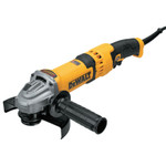 DeWalt High Performance Angle Grinders with E-Clutch, 9000 rpm, Trigger, Lock-On, 6 in Product Image