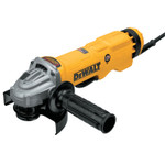 DeWalt High Performance Angle Grinders with E-Clutch, 9,000 RPM, Paddle, 4.5 - 5 in Product Image