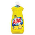 Ajax Dish Detergent, Lemon Scent, 28 oz Bottle Product Image
