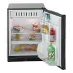 Avanti 5.2 Cu. Ft. Counter Height Refrigerator, Black Product Image