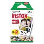 Fujifilm Instax Mini Film, 800 ASA, Color, 20 Sheets Product Image