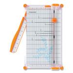 Fiskars SureCut Deluxe Paper Trimmer, 10 Sheets, Plastic, 9 x 15 Product Image