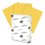 Hammermill Colors Print Paper, 20lb, 8.5 x 14, Goldenrod, 500/Ream Product Image