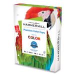 Hammermill Premium Color Copy Print Paper, 100 Bright, 3-Hole, 28 lb, 8.5 x 11, Photo White, 500 Sheets/Ream, 8 Reams/Carton Product Image