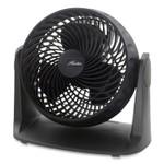 """Hunter 8"""" Adjustable Whisper Fan, Black Product Image"""