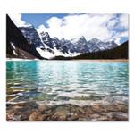WOW!Pad Mouse Pad, Mountain Lake Landscape Design, Multicolor Product Image