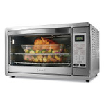 Oster Extra Large Digital Countertop Oven, 21.65 x 19.2 x 12.91, Stainless Steel Product Image
