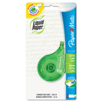 """Paper Mate Liquid Paper DryLine Correction Tape, Non-Refillable, 1/5"""" x 393 1/2"""" Product Image"""