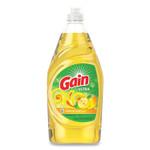 Gain Dishwashing Liquid, Lemon Zest, 21.6 oz Bottle Product Image