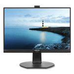 """Philips Brilliance LCD Monitor, 23.8"""" Widescreen, IPS Panel, 1920 Pixels x 1080 Pixels Product Image"""