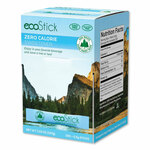 ecoStick Blue Aspartame Sweetener Packets, 0.5 g Packet, 200 Packets/Box Product Image