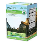 ecoStick Stevia Sweetener Packets, 0.5 g Packet, 200 Packets/Box Product Image
