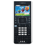 Texas Instruments TI-Nspire CX Handheld Graphing Calculator with Full-Color Display Product Image