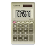 Canon LS-270G Pocket Calculator, 8-Digit LCD Product Image