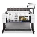 """HP DesignJet T2600dr 36"""" Wide Format PostScript Multifunction Inkjet Printer Product Image"""