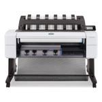 """HP DesignJet T1600dr 36"""" Wide Format PostScript Inkjet Printer Product Image"""