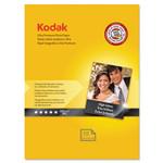 Kodak Ultra Premium Photo Paper, 10 mil, 4 x 6, High-Gloss White, 20/Pack Product Image