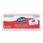 N'Joy Sugar Packets, 0.1 oz, 2,000 Packets/Box Product Image