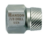 Stanley Products Hex Head Multi-Spline Screw Extractors - 522/532 Series, 1/2 in Dr, No. 12 Dia Product Image
