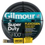 Gilmour Flexogen Super Duty Hoses, 5/8 in x 100 ft, Black Product Image