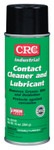 CRC Contact Cleaner  Lubricants, 16 oz Aerosol Can Product Image