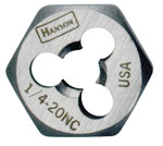 Stanley Products Re-threading Hexagon Fractional Dies Right  Left-hand (HCS) Product Image