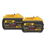 DeWalt Battery Pack, Lithium-Ion, 9.0 Ah, FLEXVOLT 20V/60V Max Product Image