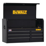DeWalt 700 Series Top Tool Chest,41 in Wide Tool Chest, 6-Drawer, Black Product Image