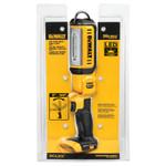 DeWalt LED Hand Held Area Light, 250/500 Lumens, Yellow/Black Product Image