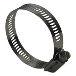 """Dixon Valve HSS Series Worm Gear Clamps, 1/2""""-29/32"""" Hose OD, Stainless Steel 300 Product Image"""