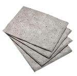 3M High-Capacity Maintenance Sorbent Pads, Absorbs .375 gal, 16.1 in x 21.9 in Product Image