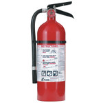 Kidde PRO 210 Consumer Fire Extinguishers, 4 Each with Wall Hanger, 4 lb Cap. Wt. Product Image