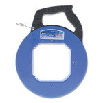 Ideal Industries Tuff-Grip Pro Fish Tapes, 240 ft, Blued Steel Product Image