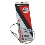 M.K. Morse Hi Performance Portable Band Saw Blade, 8/11 TPI, 1/2 x 44 7/8, Bi-Metal Product Image