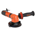 Apex Tool Group Right Angle Grinders, 4.5 in Dia, 12,500 rpm, 5/8 in - 1 Product Image