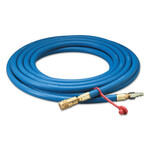"""3M High Pressure Compressed Air Hose, 3/8""""X100ft, Breathe Easy;Supplied Air Systems Product Image"""