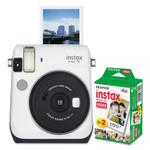 Fujifilm Instax Mini 70 Bundle, Auto Focus, White Product Image