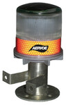 Aervoe Industries Solar Powered Strobe, w/Bracket, Red Product Image